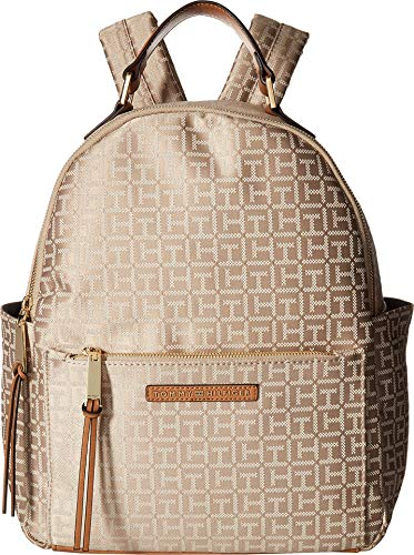 Tommy Hilfiger Women's Althea Backpack Khaki/Tonal One Size