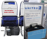 BoardingBlue United Airlines Free Rolling Personal Item Under Seat