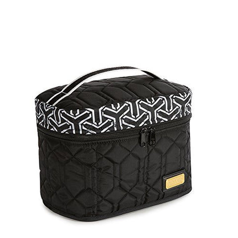 Cinda B. Grand Train Case, Jet Set Black