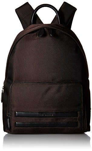 Ted Baker Men'S Lacool Nylon Backpack, Chocolate