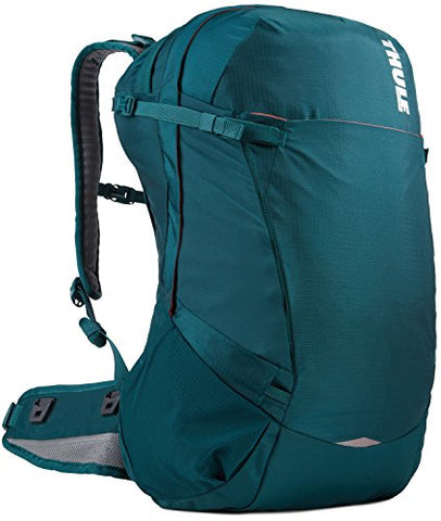 Thule Women's Capstone Hiking Backpack, Deep Teal, 32 L
