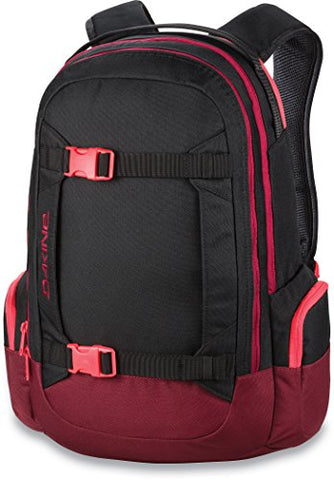 Dakine Women's Mission Backpack, Black, 25L