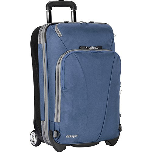 "eBags TLS 22"" Expandable Wheeled Carry-On (Blue Yonder)"