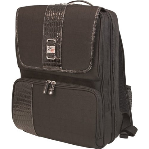 Mobile Edge ScanFast Onyx Backpack- 16-Inch PC/17-Inch Mac