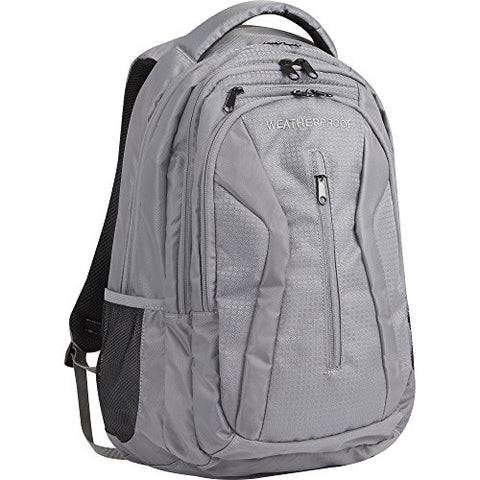 Weatherproof Men'S Trail Ridge 19 In Backpack, Dark Grey, One Size