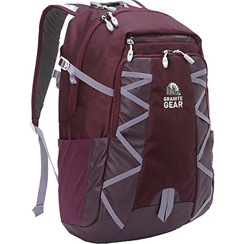 GRANITE GEAR Manitou Day Pack, GOOSEBERRY
