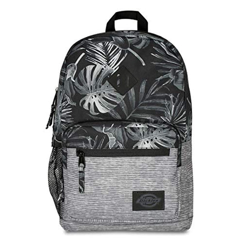 Dickies Study Hall Backpack, Dark Tropical, One Size