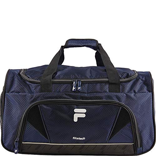 Fila Comet Small Sports Duffel Bag, Navy One Size