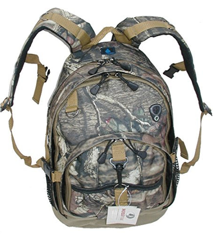 Explorer Tactical Mossy Oak Realtree 17″ Day Pack Backpack Hiking Camping