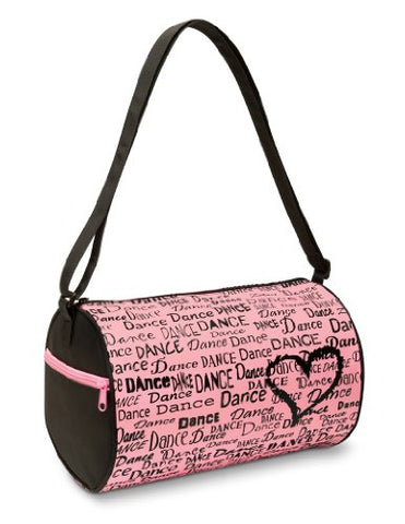 Dansbagz By Danshuz Dance Is In My Heart Bag O/S Pink