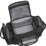 Netpack Nylon Travel Duffel (Black)