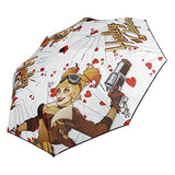 DC Comics Harley Quinn Bombshell Folding Umbrella