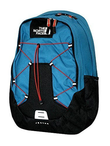 The North Face men's Jester laptop Backpack BANF BLUE