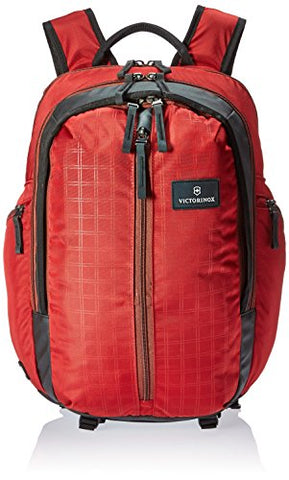 Victorinox Altmont 3.0 Vertical-Zip Laptop Backpack, Red/Black