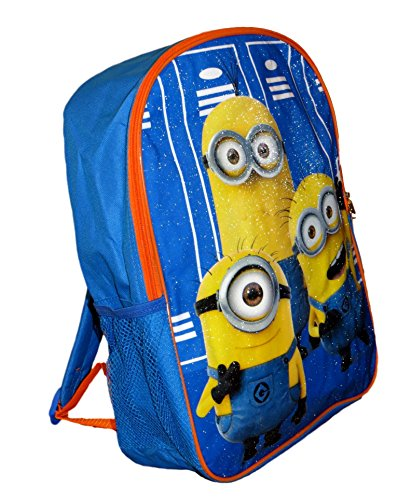 "Despicable Me Minions Large 16"" Backpack"