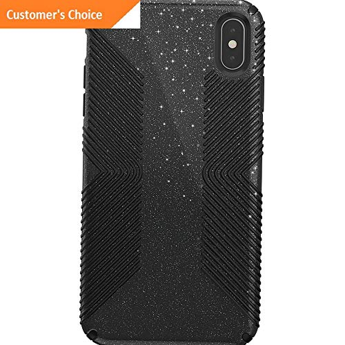 Sandover Speck iPhone XS Max Presidio Grip + Glitter Case Electronic Case NEW | Model LGGG - 8852 |