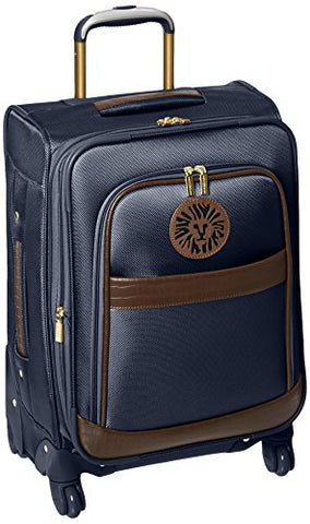 Anne Klein Newport 20 Inch Expandable Spinner, Navy, One Size