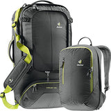 Deuter Transit 50 Backpack - Anthracite/Moss