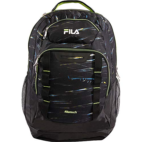 Fila Deacon XL Laptop/Tablet Backpack (Stripe Blue)