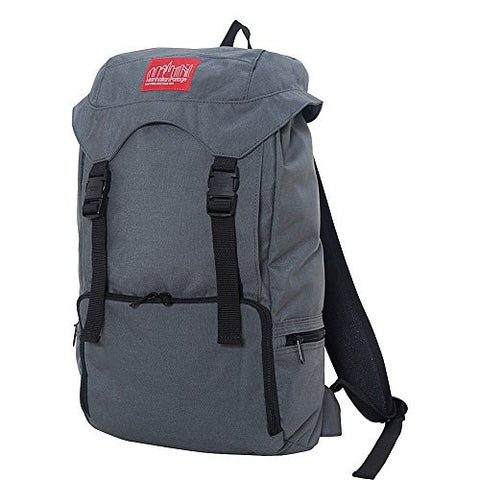 Manhattan Portage Hiker Backpack 3, Gray, One Size