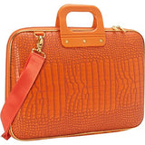 "Bombata Gold Cocco Laptop Bag 15.6"" (Orange)"