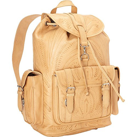 Ropin West Back Pack (Natural)