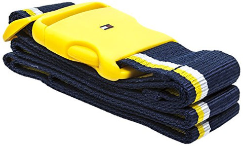Tommy Hilfiger Luggage Strap, Yellow