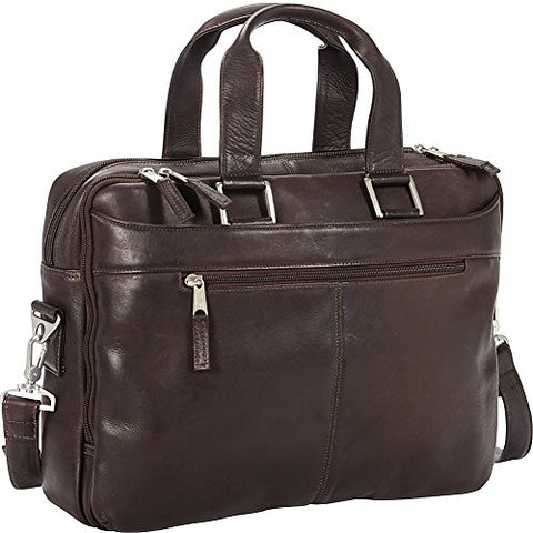 Petersons Astoria Business Portfolio (Brown)