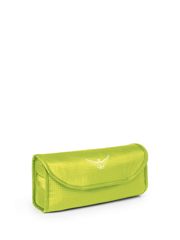 Osprey Packs Ultralight Powerhouse Electronics Organizer, Electric Lime, One Size