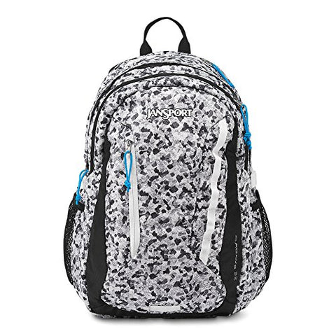 JanSport Agave Backpack - White Storm Camo