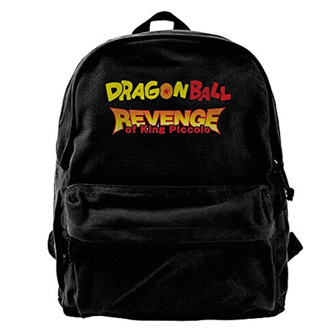 Dragon Ball Z Logo Mens&womens Lightweight Backpack School Bag For Book
