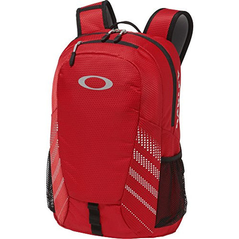 Oakley Men's 20L Tech Sport Backpack, Red Line, One Size
