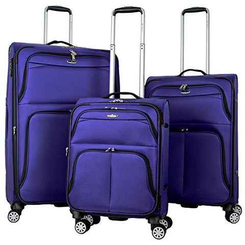 Gabbiano Tahiti 3 Piece Set Purple