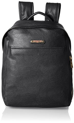 Nicole Lee Multi-Functional [Black] Smart Lunch Women's Backpack, Insulated Compartment, One Size