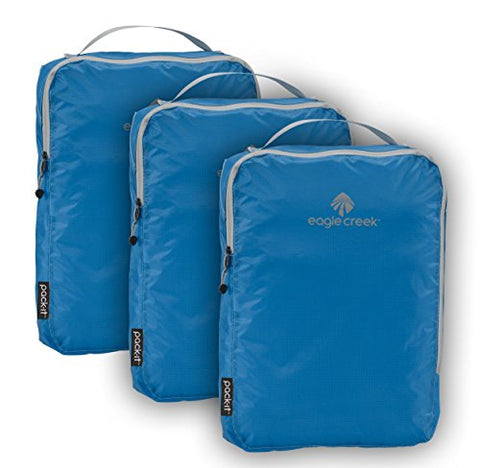 Eagle Creek Pack-it Specter Cube Set-3pc Set (Small), Brilliant Blue