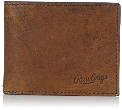 Rawlings Rugged Flipfold, Cognac, One Size