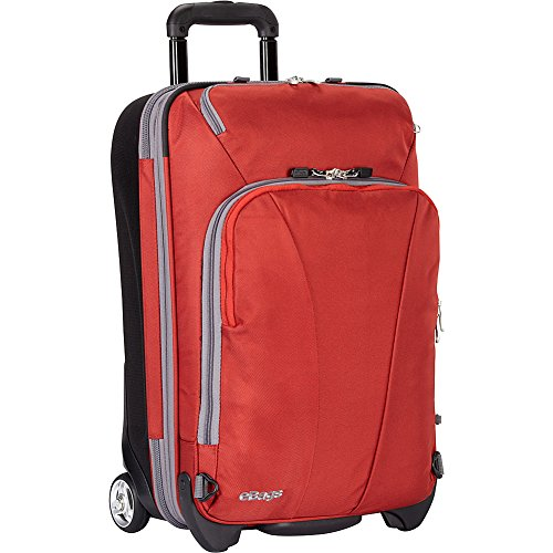 "eBags TLS 22"" Expandable Wheeled Carry-On (Sinful Red)"