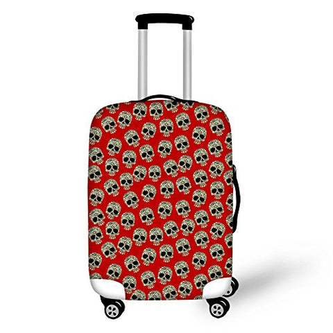 "Bigcardesigns Travel Luggage Protective Covers for 26""-30"" Suitcase Elastic"