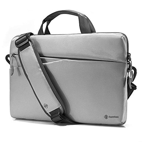 "tomtoc 13-13.5 Inch Laptop Shoulder Bag Fit for 13.3"" MacBook Air 