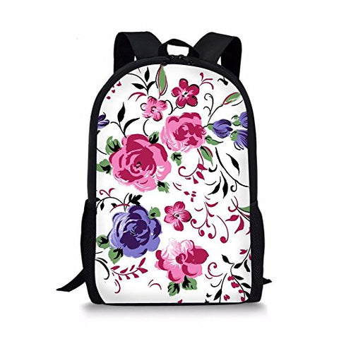 Freewander Cute Animal Pet School Backpacks Colorful Kids Backpack