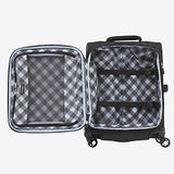 "Travelpro Maxlite 5 | 4-PC Set | Int'l Carry-On, 25"" & 29"" Exp. Spinners with Travel Pillow (Black)"