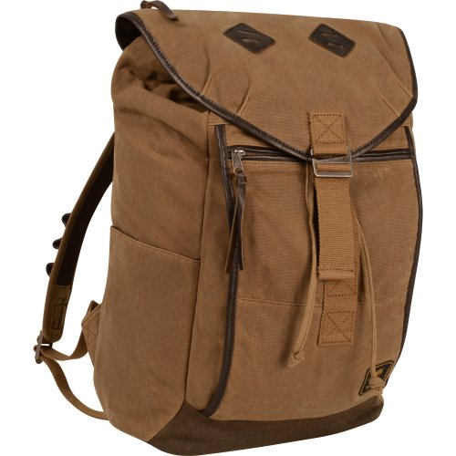 Timberland Luggage Mt. Madison 17 Inch Backpack, Tan/Brown, One Size