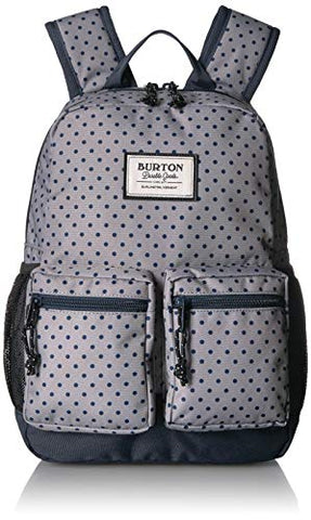 Burton Kids Gromlet Backpack, Wild Dove Polka Dot Print