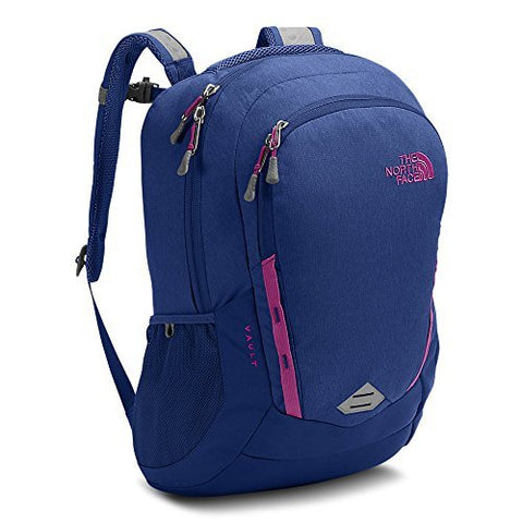 "The North Face Women's Vault Laptop Backpack 15""- Sale Colors (Sodalite"