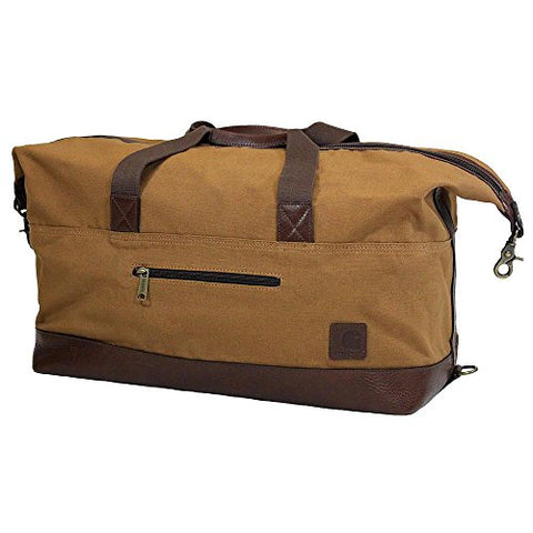 Carhartt Gear 170226B 125Th Anniversary Duffel - One Size Fits All - Carhartt Brown