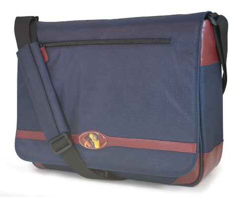 Mobile Edge Dig Messenger Bag- 15.4-Inch Pc/17-Inch Mac (Navy)