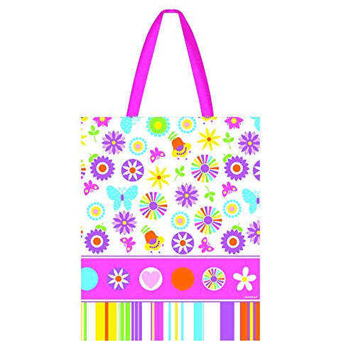 Amscan Funky Girl Large Handle Tote