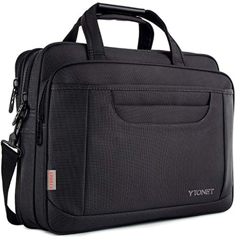 Laptop Briefcase,15.6 Inch Laptop Bag,Business Office Bag for Men Women,Stylish Nylon
