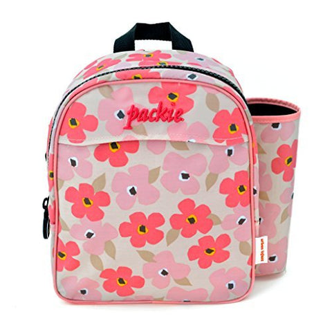 Urban Infant Toddler/Preschool Packie Backpack - Poppies