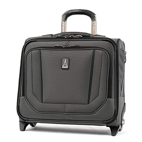 Travelpro Crew Versapack Rolling Tote Travel, Titanium Grey, One Size